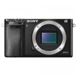 Sony ILCE-6000 Alpha A6000 Body Black