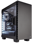Corsair Carbide Series Clear 400C Compact Mid-Tower Case (CC-9011081-WW)