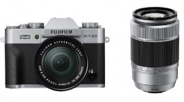FujiFilm X-T20 Double Kit 16-50mm + 50-230mm II Silver