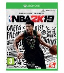 Microsoft Xbox One NBA 2K19