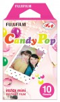 FujiFilm Colorfilm Instax Mini Candy Pop (10x1)