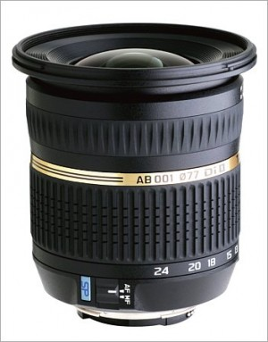 Tamron SP AF 10-24mm F3.5-4.5 Di II LD IF Canon