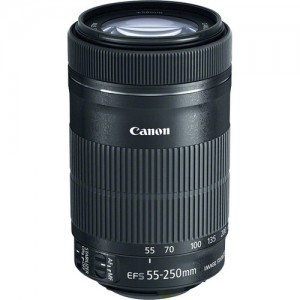 Canon 55-250mm f/4-5.6 EF-S IS STM