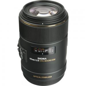 Sigma 105mm F/2.8 DG OS EX HSM Macro Nikon