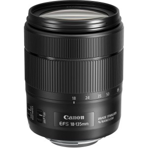 Canon 18-135mm f/3.5-5.6 EF-S IS USM OEM