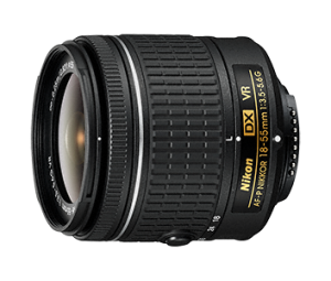 Nikon AF-P DX Nikkor 18-55mm F/3.5-5.6G VR OEM