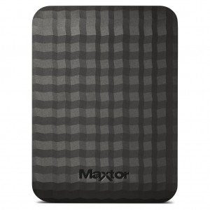 Maxtor External HDD M3 Portable 2.5'' 4TB USB3, Black (STSHX-M401TCBM)