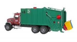 Bruder MACK Granite Garbage Truck (02812)