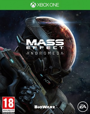 Microsoft Xbox One Mass Effect Andromeda