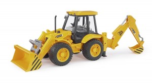 Bruder JCB 4CX Backhoe Loader (02428)