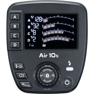 Nissin Air 10s Commander Canon