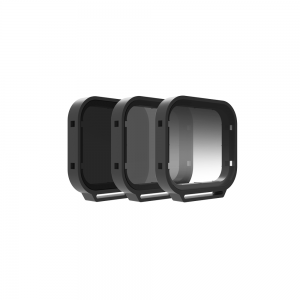 PolarPro GoPro Hero6 / Hero5 Black - Venture Filter 3-Pack