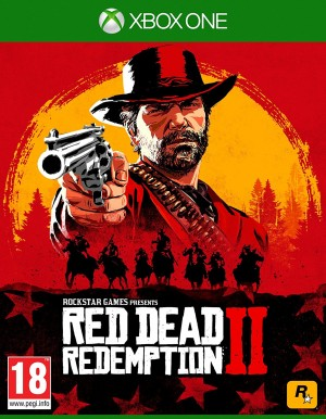 Microsoft Xbox One Red Dead Redemption 2