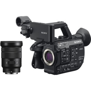 Sony PXW-FS5 Mark II + 18-105mm f/4 (PXW-FS5M2K)