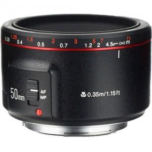 Yongnuo YN 50mm f/1.8 C Mark II Canon EF
