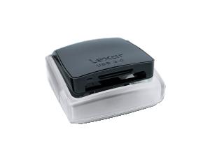Lexar Professional USB 3.0 Dual-Slot Reader (LRW400CRBAP)