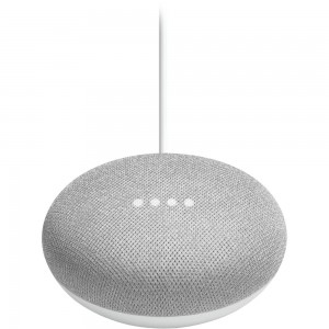 Google Home Mini Chalk Gray