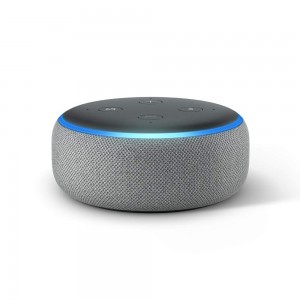 Amazon Echo Dot 3th Gen Bluetooth Speaker Grey