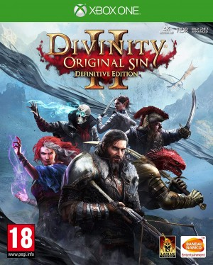 Microsoft Xbox One Divinity Original Sin 2 Definitive Edition