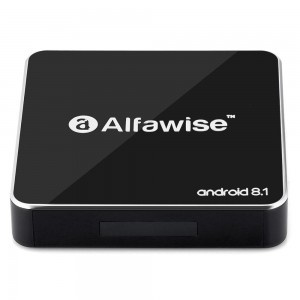 Alfawise A8 Android 8.1 TV Box