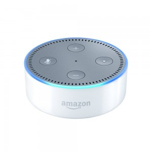 Amazon Echo Dot 2th Gen Bluetooth Speaker White