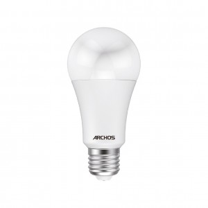 Archos Hello WiFi E27 Bulb Compatible with Google Assistant and Amazon Alexa
