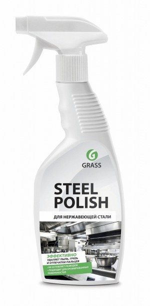 GRASS Cleaner for Stainless Steel Steel Polish 600ml (218601)