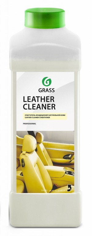 GRASS Leather Cleaner - Conditioner 1l (131100)