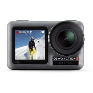 DJI Osmo Action (free battery)