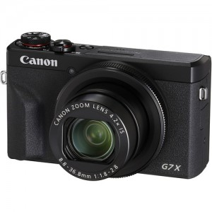 Canon PowerShot G7 X Mark III Body Black