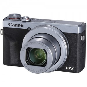 Canon PowerShot G7 X Mark III Body Silver