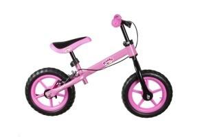 ART Balance Bike Safe Eva Pink 12