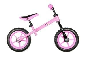 ART Balance Bike Eva Easy Pink 12