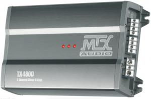 MTX TX480D Amplifier