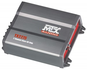 MTX TX2275 Amplifier