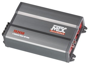 MTX TX2450 Amplifier