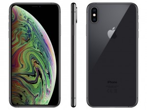 Apple iPhone XS Max 512GB Space Gray MT562 D-Model