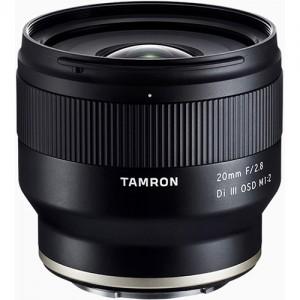 Tamron 20mm f/2.8 Di III OSD M1:2 Sony E