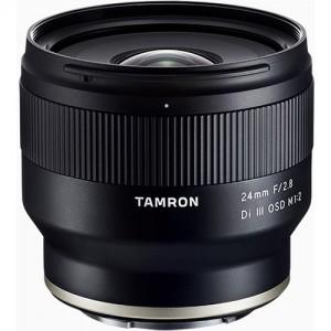 Tamron 24mm f/2.8 Di III OSD M1:2 Sony E