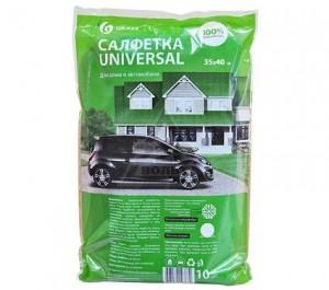 Grass Universal Microfiber Napkin 10 pcs. (IT-0307)