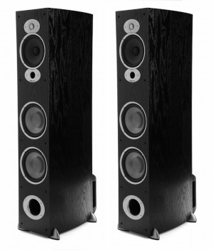 Polk Audio RTiA7 Black (Set of 2)