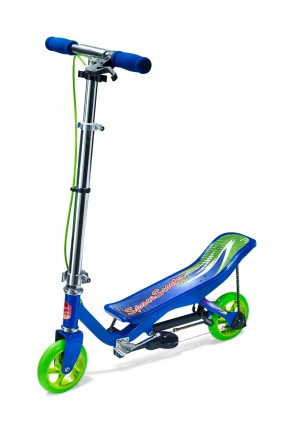 Space Scooter Junior X360 - Blue