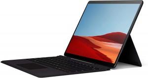 Microsoft Surface Pro X SQ1 512GB SSD 16GB RAM LTE/4G Windows 10 Black (QJY-00003)
