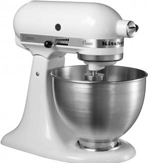 KitchenAid Classic White 5K45SSEWH