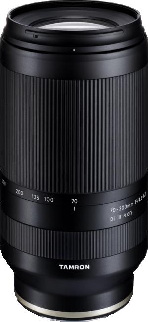 Tamron 70-300mm f/4.5-6.3 Di III RXD Sony E-mount