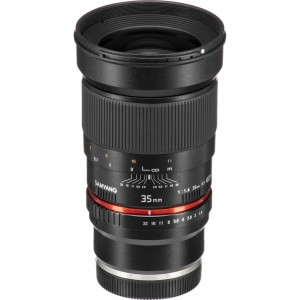 Samyang 35mm f/1.4 AS UMC Sony E