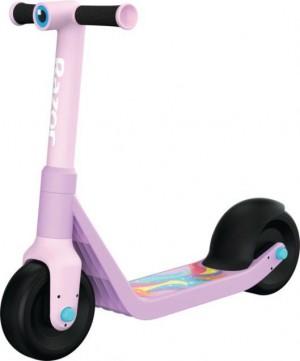 Razor Wild Ones Junior Kids Classic Scooter Black Pink (13073664) (845423022846)