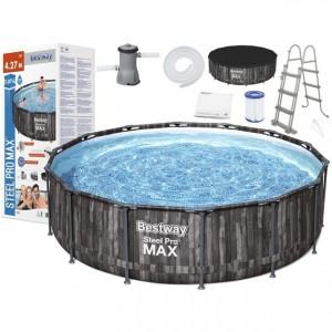 Bestway Baseins Steel Pro Max 427x107 (HR5614Z)