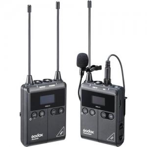 Godox WMicS1 Kit Wireless Lavalier Microphone System (Godox WMicS1 Kit 1)