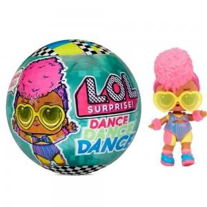Mga L.O.L. Surprise Dance Tots 1 pcs 117926EUC (035051117926)